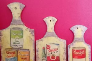 Handycrafts for decoration and souvenirs