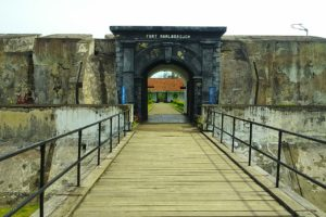 Fort Marlborough Bengkulu